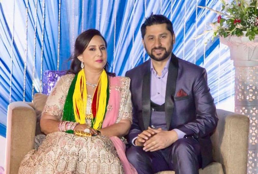 सञ्चारकर्मी रवि लामिछाने र उनको पत्नीमा कोरोना संक्रमण