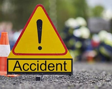 काठमाडौँसहित देशका विभिन्न स्थानमा भएको सवारी दुर्घटनामा ६ को मृत्यु