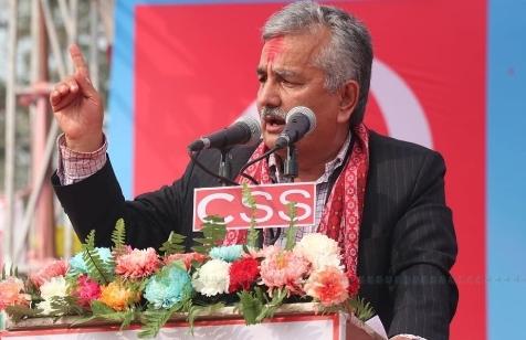ओलीलाई प्रधानमन्त्री पद रुचेन,सेटिङले देश चल्दैन:नेता पाण्डे